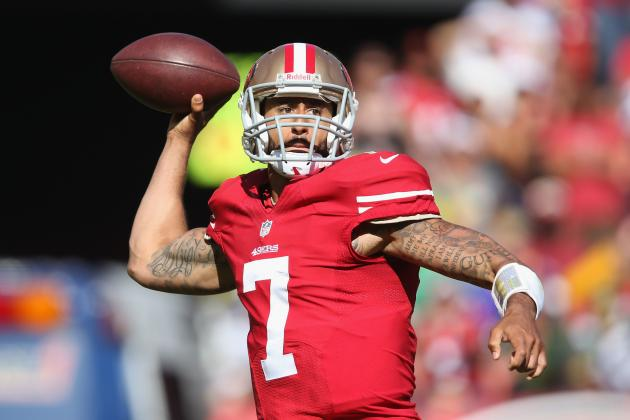 Winners and Losers from San Francisco 49ers' Week 1 Win vs. Green Bay Packers