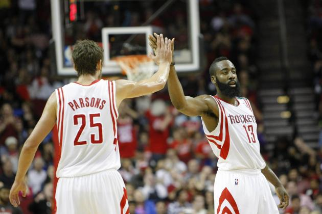 Pre-Training Camp Player Power Rankings for Houston Rockets