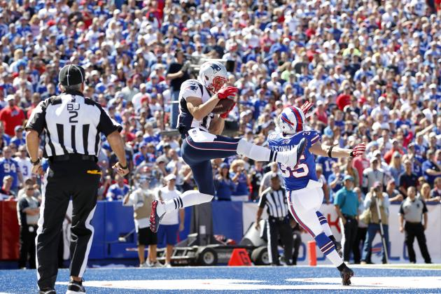 Patriots vs. Bills: Full Roster Report Card Grades for New England