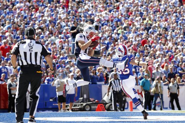 Patriots vs. Bills: Full Roster Report Card Grades for New England