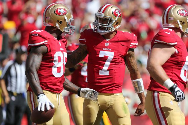Packers vs. 49ers: Full Roster Report Card Grades for San Francisco