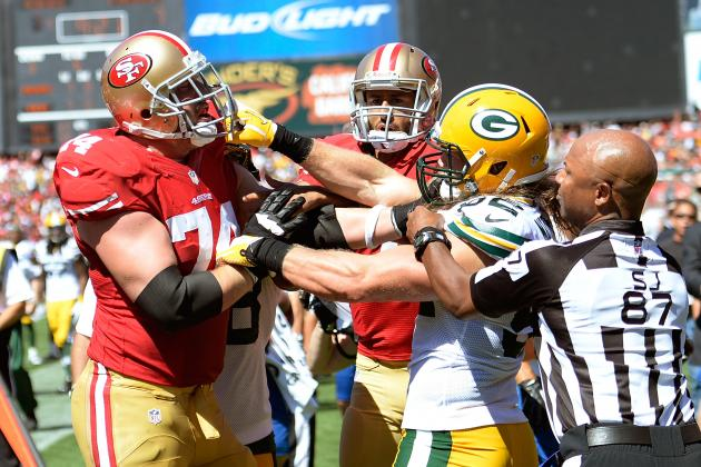 Green Bay Packers Grade Well in Loss to San Francisco 49ers