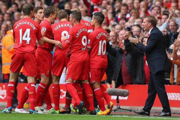 6 Reasons Behind Liverpool's Fast Start