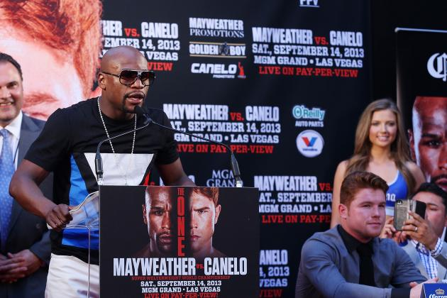 Floyd Mayweather vs. Saul Alvarez: Everything You Need to Know for Epic Fight