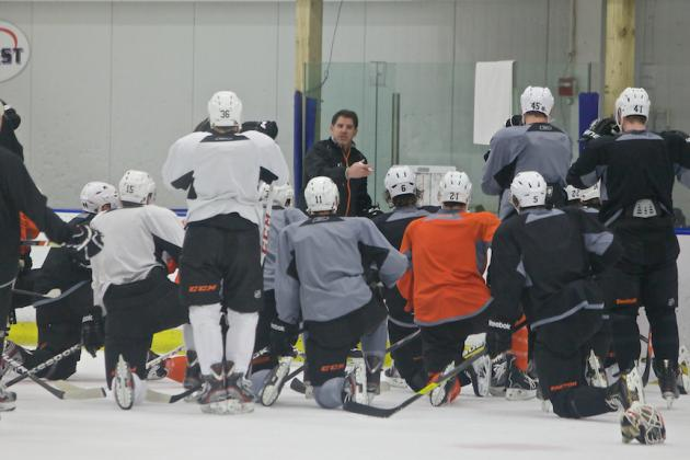 Philadelphia Flyers Players with the Most to Prove at 2013-14 Training Camp