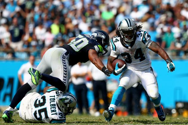 Panthers vs. Seahawks: Impressions from Carolina's Week 1 Loss