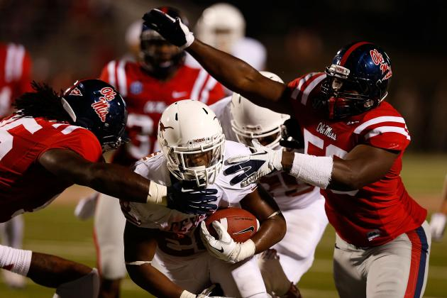 Ole Miss Rebels vs. Texas Longhorns Complete Game Preview