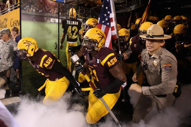 Arizona State Football: 5 Biggest Early Season Storylines for the Sun Devils