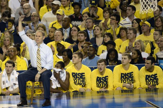 Michigan Basketball Recruiting: Wolverines' Biggest Competition for 2014 Targets