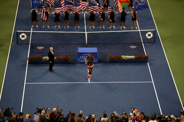 2013 US Open Tennis: Biggest Winners and Losers from Flushing Meadows