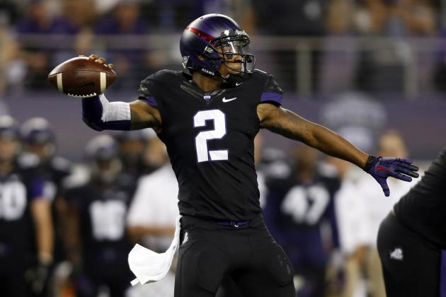 College Football Week 3 Picks: TCU Horned Frogs vs. Texas Tech Red Raiders