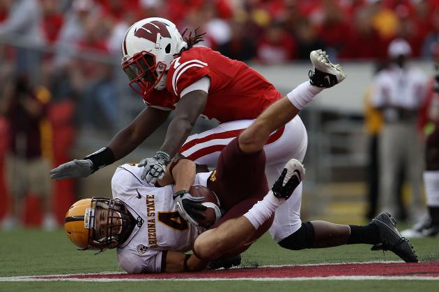 Wisconsin Badgers vs. Arizona State Sun Devils Complete Game Preview