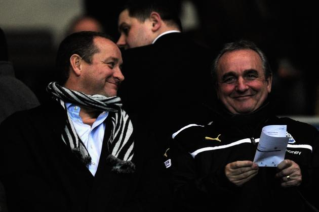 Questions Newcastle Fans Would Love to Ask Mike Ashley