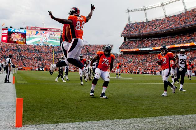 Week 2 Fantasy Football Projections: Stats Predictions for Top Players