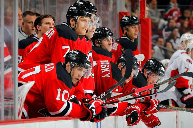 Top Storylines of New Jersey Devils' 2013-14 Training Camp