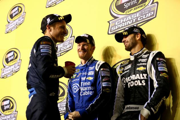 What's at Stake for Each Driver in 2013 NASCAR Chase for the Sprint Cup