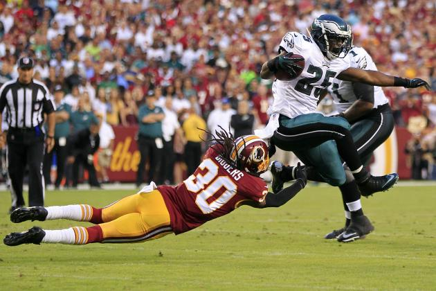 Philadelphia Eagles: 5 Observations from Week 1 Win Against Washington