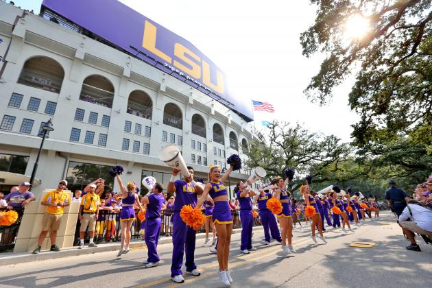 LSU vs. Kent State Preview: Four Burning Questions