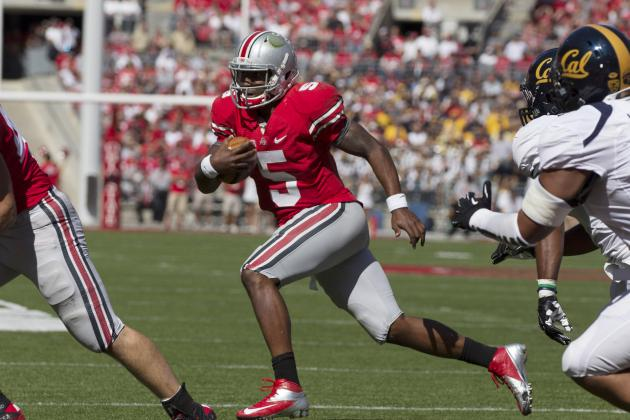 Ohio State Buckeyes vs. California Golden Bears Complete Game Preview