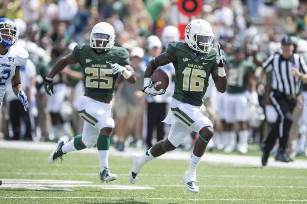 Ranking Baylor Football's 10 Biggest Developments in Early Going