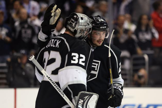 Top Storylines for Los Angeles Kings 2013-14 Training Camp
