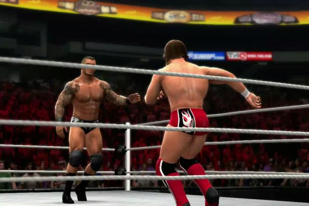 WWE Night of Champions: Simulating Confirmed Matches with WWE '13