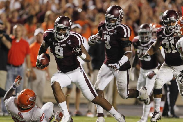 Texas A&M vs. Alabama: Aggies' Guide to Shutting Down T.J. Yeldon