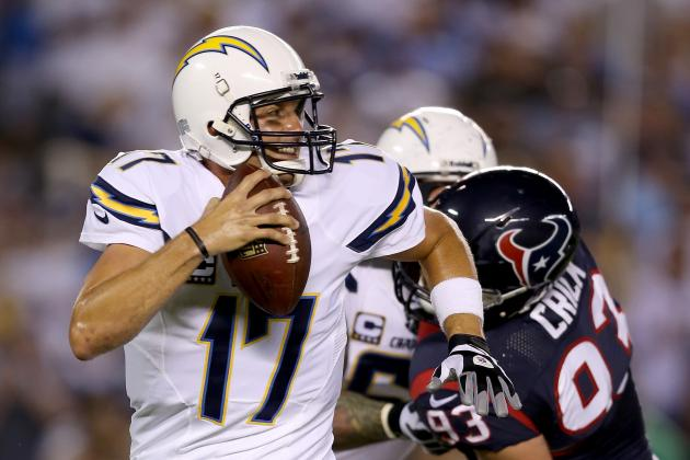 Texans vs. Chargers: Takeaways from San Diego's 31-28 Loss to Houston