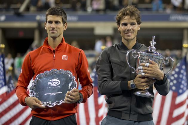 How Tennis' Top Stars Changed Public Perception in 2013
