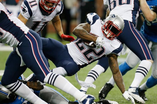 New England Patriots Players in Danger of Losing Starting Role After Week 1