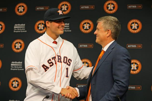 MLB Draft 2013: Grading the Minor League Performance of All 30 Teams' Top Pick