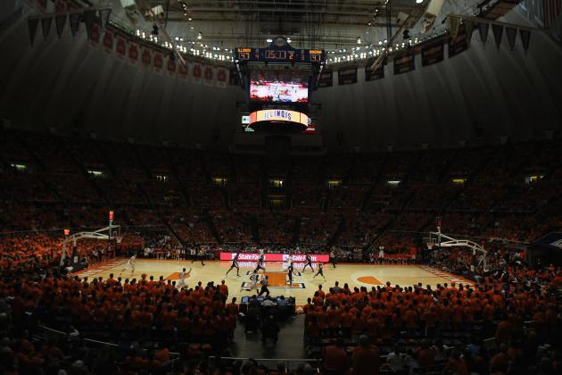 Fighting Illini Basketball's Biggest Challenges for 2013-14