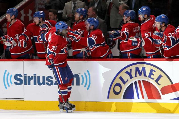Predicting Montreal Canadiens' Final 2013-14 Roster