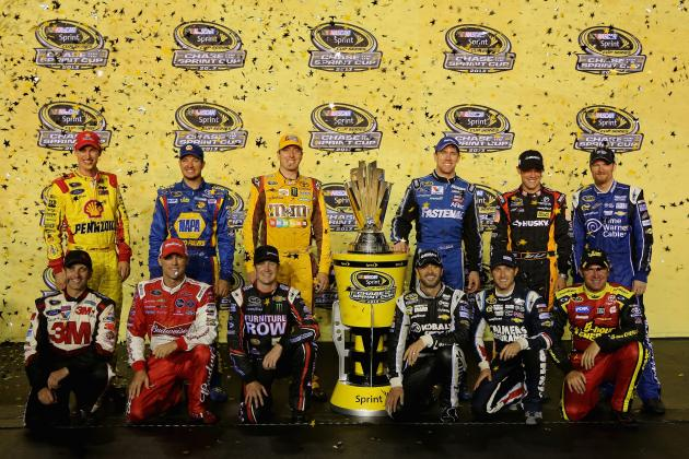 NASCAR Power Rankings: Chase for the Sprint Cup Week 1 Edition
