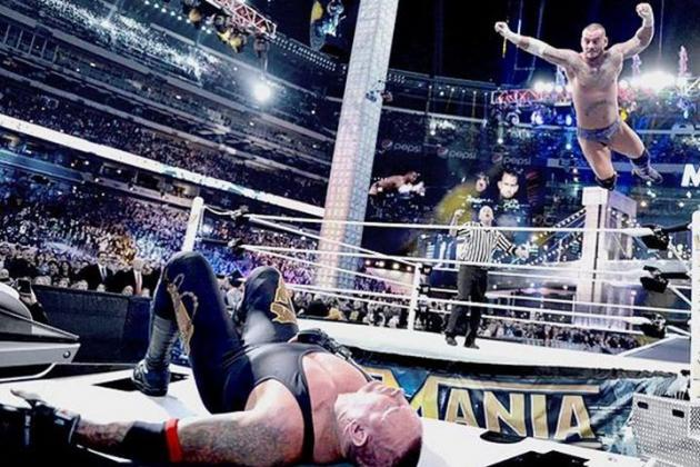 WWE Proclamation: Wrestling's Phenomenon and the Fan's Quest for Reality