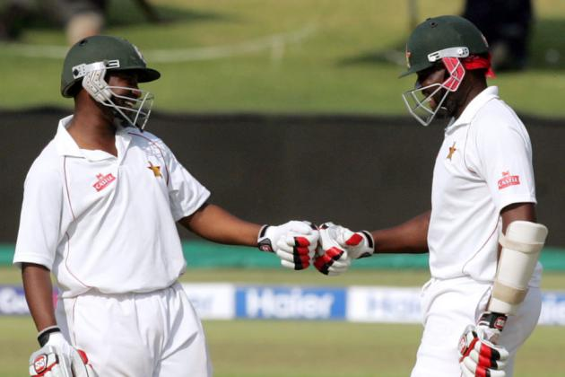 Zimbabwe vs. Pakistan: Scores and Session Recaps for Second Test in Harare