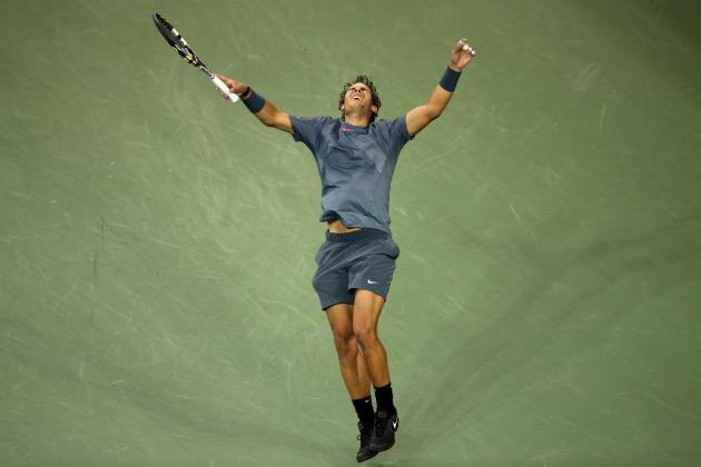 Updated Grades for Top Tennis Stars in 2013