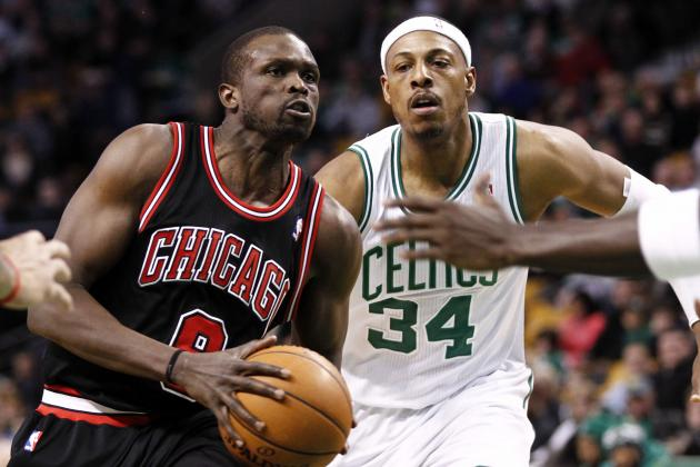 10 Contract-Year Players Entering Critical NBA Season in 2013-14