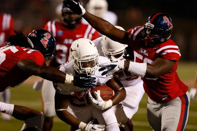 Ole Miss Rebels vs. Texas Longhorns: Complete Game Preview