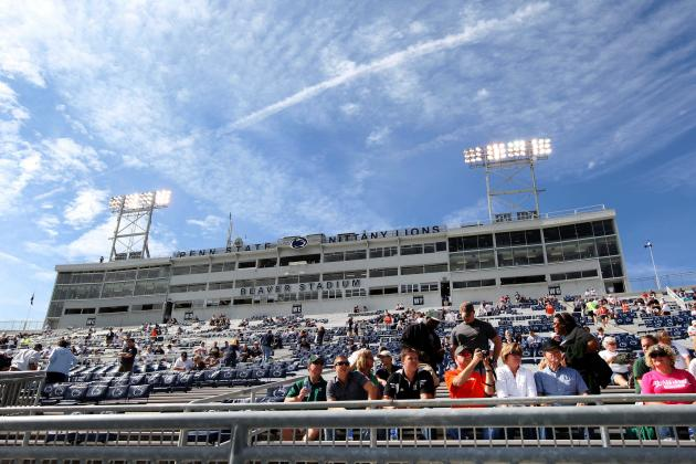 Penn State Nittany Lions vs. UCF Knights Complete Game Preview