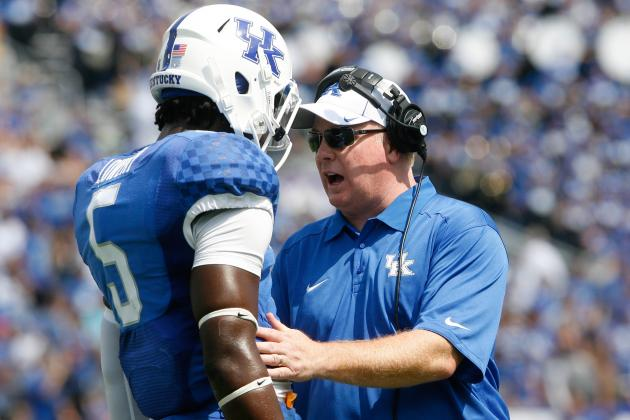 College Football Week 3 Picks: Louisville Cardinals vs. Kentucky Wildcats