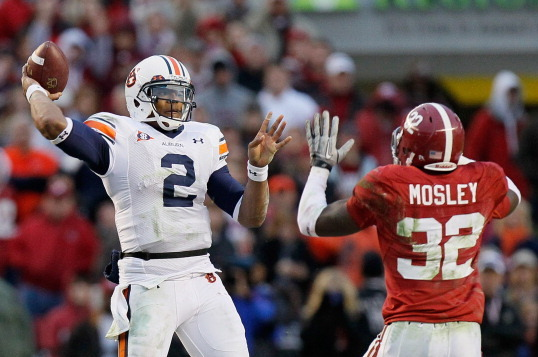 Power Ranking the Top 20 SEC Games in the BCS Era