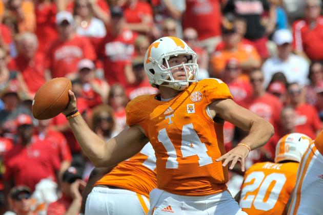 Tennessee Volunteers vs. Oregon Ducks Complete Game Preview
