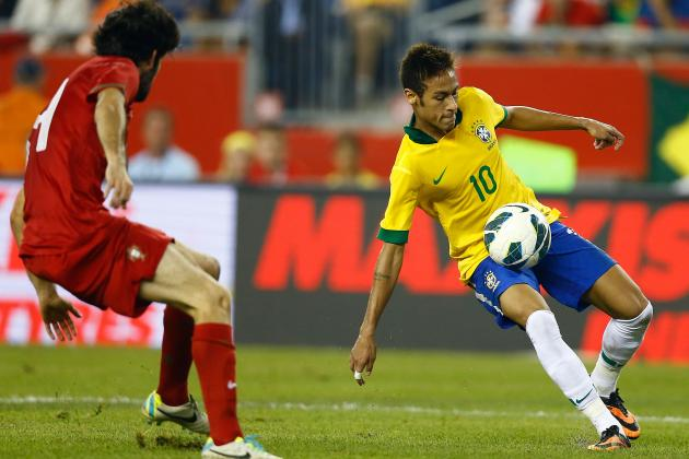 Brazil vs. Portugal: 6 Things We Learned
