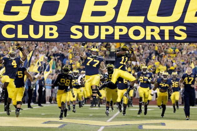 Michigan Wolverines vs. Akron Zips: Complete Game Preview