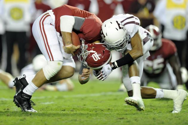 Alabama Crimson Tide vs. Texas A&M Aggies Complete Game Preview