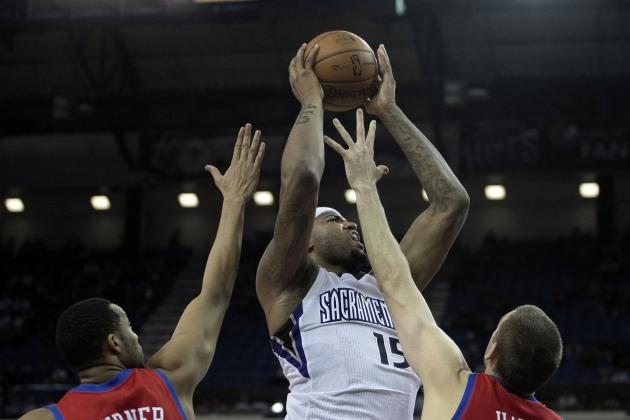 NBA Trade Targets Who Would Be a Perfect Pairing with DeMarcus Cousins