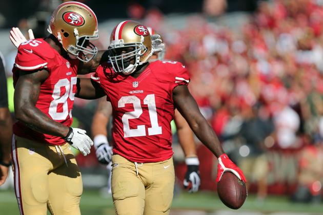Full Week 2 Stat Predictions for San Francisco 49ers Offensive Players