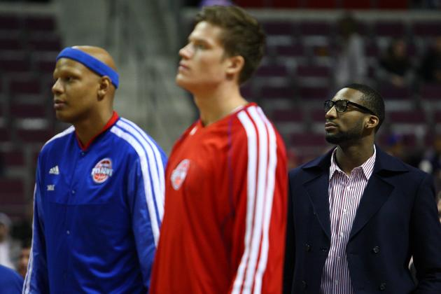 Pre-Training Camp Player Power Rankings for Detroit Pistons