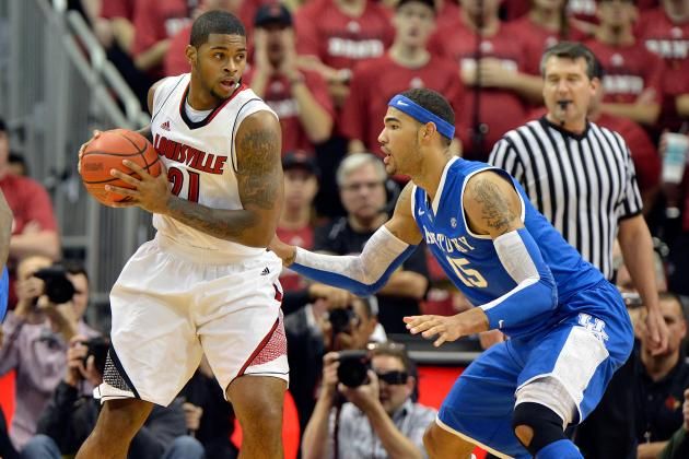 Predicting the Most Physical Teams for the 2013-14 College Basketball Season